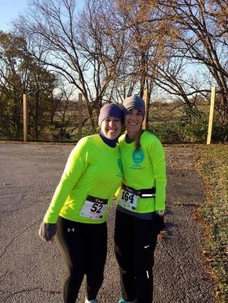 Sarah Grosko and Sarah Wilson
